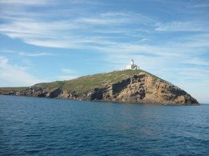 Islas Columbretas.